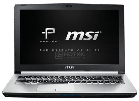 Ноутбук MSI PE60 6QD-498RU (15.6 IPS (LED)/ Core i5 6300HQ 2300MHz/ 8192Mb/ HDD 1000Gb/ NVIDIA GeForce GTX 950M 2048Mb) MS Windows 10 Home (64-bit) [9S7-16J514-498]