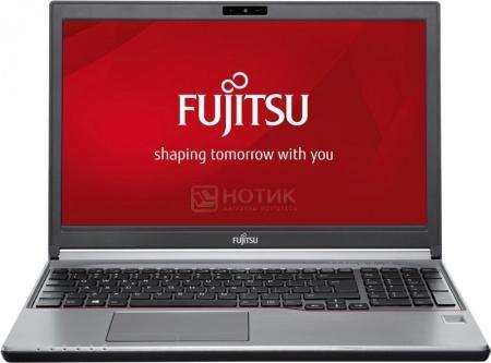 Ноутбук Fujitsu LIFEBOOK E754 (15.6 IPS (LED)/ Core i5 4310M 2700MHz/ 4096Mb/ HDD+SSD 500Gb/ Intel HD Graphics 4600 64Mb) MS Windows 8.1 Professional (64-bit) [E7540M0011RU]
