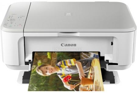 МФУ струйное цветное Canon Pixma MG3640, A4  9,9/5,7стр/мин, USB Wi-Fi Белый 0515C027 мфу струйное canon pixma mx494