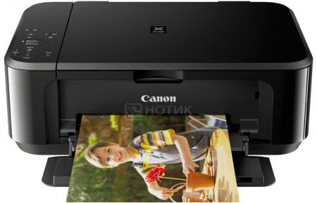 МФУ струйное цветное Canon Pixma MG3640, A4  9,9/5,7стр/мин, USB Wi-Fi Черный 0515C007 мфу струйное canon pixma mx494