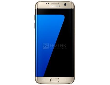 Смартфон Samsung Galaxy S7 Edge 32Gb SM-G935FD Gold Platinum  (Android 6.0 (Marshmallow)/Exynos 8890 2300MHz/5.5 2560х1440/4096Mb/32Gb/4G LTE ) [SM-G935FZDUSER]