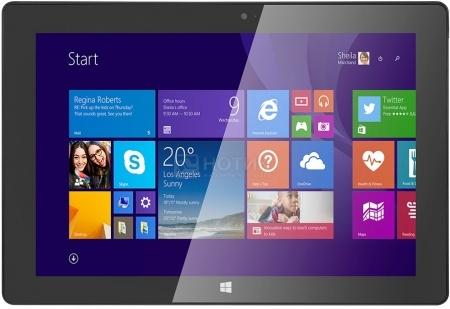 "Планшет Prestigio MultiPad Visconte 3 (MS Windows 8.1 (64-bit)/Z3735F 1330MHz/10.1"" (1280x800)/2048Mb/16Gb/ 3G (EDGE, HSDPA, HSUPA)) [PMP810TD3GBS] от Нотик"