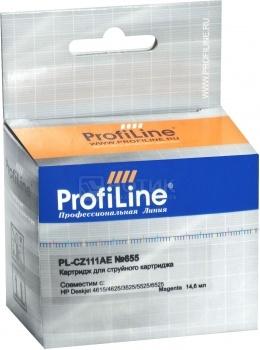 Картридж ProfiLine PL-CZ101AE №650 для HP DeskJet IA 2515/2516 Черный