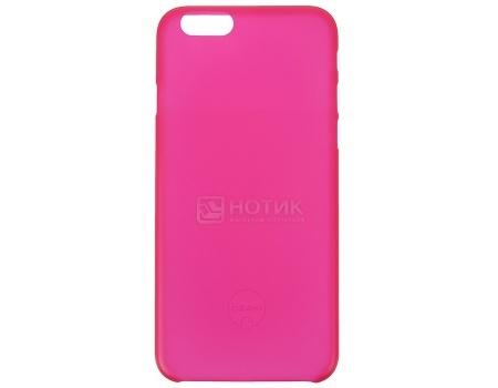 Фотография товара чехол-накладка для iPhone 5/5S/SE Ozaki O!coat 0.3 Jelly, Пластик, Красный OC533RD (44232)