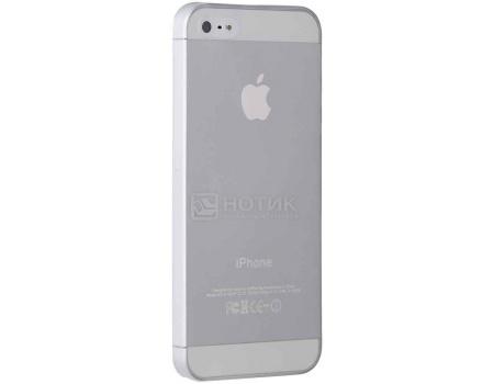 Чехол-накладка для iPhone 5/5S/SE Ozaki O!coat 0.3 Jelly, Пластик, Прозрачный OC533TR стоимость