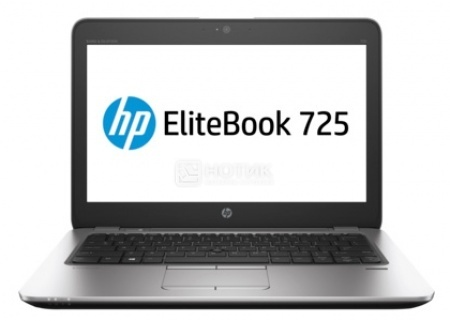 Ультрабук HP EliteBook 725 G3 (12.5 LED/ A8-Series A8 Pro-8600B 1600MHz/ 4096Mb/ HDD 500Gb/ AMD Radeon R6 series 64Mb) MS Windows 7 Professional (64-bit) [P4T47EA]