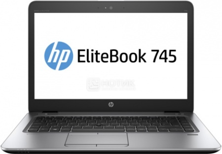 Ультрабук HP EliteBook 745 G3 (14.0 LED/ A10-Series A10 Pro-8700B 1800MHz/ 4096Mb/ HDD 500Gb/ AMD Radeon R6 series 64Mb) MS Windows 7 Professional (64-bit) [T4H58EA]