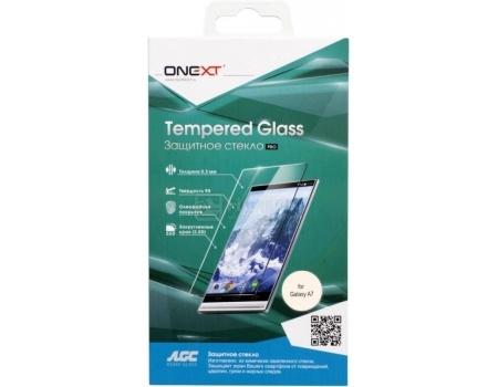 Защитное стекло ONEXT для Samsung Galaxy A7 2016, 41018 защитное стекло для samsung galaxy s5 g900f g900fd onext