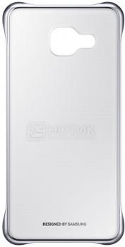 Чехол-накладка Samsung Clear Cover для Samsung Galaxy A310F, Поликарбонат, Silver, Серебристый, EF-QA310CSEGRU