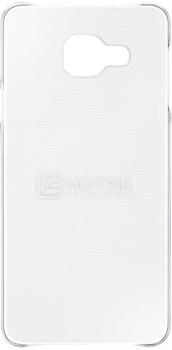 Чехол-накладка Samsung Slim Cover для Samsung Galaxy A310F, Поликарбонат, Сlear, Прозрачный, EF-AA310CTEGRU