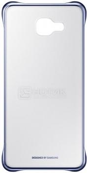 Чехол-книжка Samsung Clear View Cover для Samsung Galaxy A710, Поликарбонат, Black, Черный, EF-ZA710CBEGRU