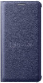 Чехол-книжка Samsung Flip Wallet для Samsung Galaxy A710F, Поликарбонат, Black, Черный, EF-WA710PBEGRU