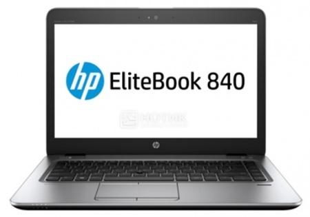 Ноутбук HP EliteBook 840 G3 (14.0 LED/ Core i5 6200U 2300MHz/ 4096Mb/ SSD 128Gb/ Intel HD Graphics 520 64Mb) MS Windows 7 Professional (64-bit) [T9X31EA]HP<br>14.0 Intel Core i5 6200U 2300 МГц 4096 Мб DDR4-2133МГц SSD 128 Гб MS Windows 7 Professional (64-bit), Серебристый<br>