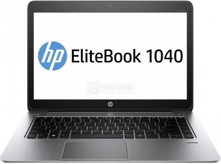 Ультрабук HP EliteBook Folio 1040 G3 (14.0 LED/ Core i5 6200U 2300MHz/ 8192Mb/ SSD / Intel HD Graphics 520 64Mb) MS Windows 7 Professional (64-bit) [V1A81EA]