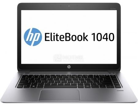 Фотография товара ультрабук HP EliteBook Folio 1040 G3 (14.0 TN (LED)/ Core i7 6500U 2500MHz/ 8192Mb/ SSD / Intel HD Graphics 520 64Mb) MS Windows 7 Professional (64-bit) [V1A85EA] (44321)