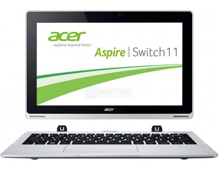 Планшет Acer Aspire Switch 11 V 60Gb (MS Windows 10 Home (32-bit)/M-5Y10c 800MHz/11.6