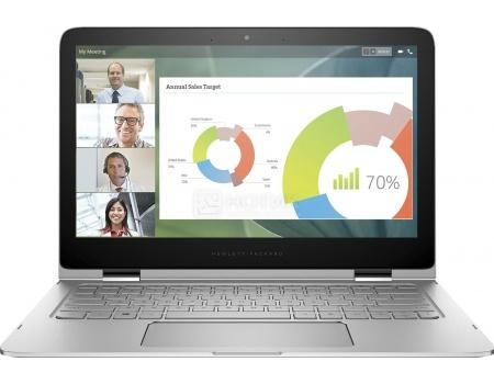 Ноутбук HP Spectre Pro x360 G2 (13.3 LED/ Core i5 6200U 2300MHz/ 8192Mb/ SSD 256Gb/ Intel HD Graphics 520 64Mb) MS Windows 10 Professional (64-bit) [V1B05EA]HP<br>13.3 Intel Core i5 6200U 2300 МГц 8192 Мб DDR3-1600МГц SSD 256 Гб MS Windows 10 Professional (64-bit), Серебристый<br>