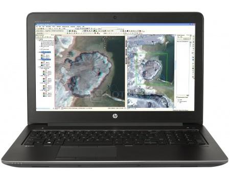 Ноутбук HP ZBook 15 G3 (15.6 IPS (LED)/ Xeon E3-1505M 2800MHz/ 32772Mb/ SSD 512Gb/ NVIDIA Quadro K2000M 4096Mb) MS Windows 10 Professional (32-bit) [T7V57EA]HP<br>15.6 Intel Xeon E3-1505M 2800 МГц 32772 Мб DDR4-2133МГц SSD 512 Гб MS Windows 10 Professional (32-bit), Черный<br>