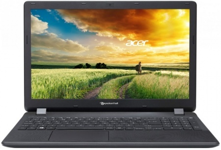Ноутбук Packard Bell EasyNote ENTG81BM-P1MV (15.6 TN (LED)/ Pentium Quad Core N3700 1600MHz/ 2048Mb/ HDD 500Gb/ Intel HD Graphics 64Mb) Linux OS [NX.C3YER.022], арт: 44381 - Packard Bell