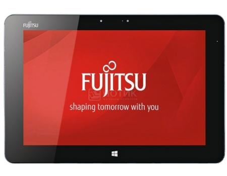 Планшет Fujitsu Stylistic Q584 Waterproof (MS Windows 8.1 Professional (64-bit)/Z3795 1590MHz/10.1 (2560х1600)/4096Mb/128Gb/4G LTE 3G (EDGE, HSDPA, HSUPA)) [Q5840M0007RU]Fujitsu<br>10.1 Intel 1590 МГц 4096 Мб SSD 128 Гб MS Windows 8.1 Professional (64-bit) бат. - до 10.0 ч Черный<br>
