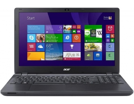 Ноутбук Acer Aspire E5-551G-T16Y (15.6 LED/ A10-Series A10-7300 1900MHz/ 8192Mb/ HDD 1000Gb/ AMD Radeon R7 M265 2048Mb) MS Windows 10 Home (64-bit) [NX.MLEER.015]Acer<br>15.6 AMD A10-Series A10-7300 1900 МГц 8192 Мб DDR3-1600МГц HDD 1000 Гб MS Windows 10 Home (64-bit), Черный<br>