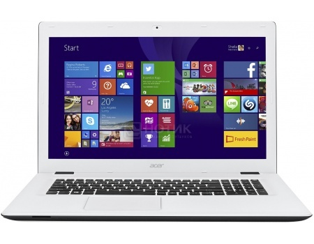 Ноутбук Acer Aspire E5-573-391E (15.6 LED/ Core i3 5005U 2000MHz/ 4096Mb/ HDD 500Gb/ Intel HD Graphics 5500 64Mb) MS Windows 10 Home (64-bit) [NX.MW2ER.021]