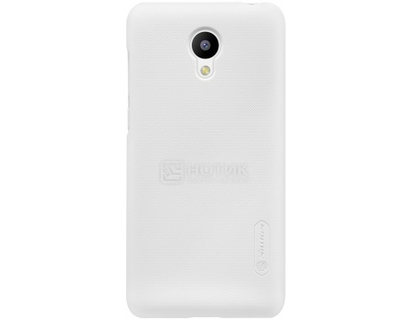 Чехол-накладка Nillkin Back Cover для Meizu M2 mini, Пластик, White, Белый, NLK-874004Y0124 от Нотик
