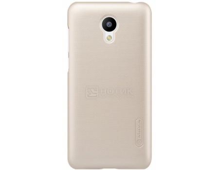 Чехол-накладка Nillkin Back Cover для Meizu M2 mini, Пластик, Gold, Золотистый, NLK-874004Y0125 от Нотик