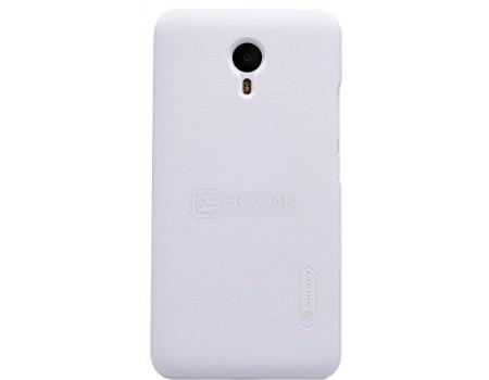 Чехол-накладка Nillkin Back Cover для Meizu M2 note, Пластик, White, Белый, NLK-874004Y0121 от Нотик