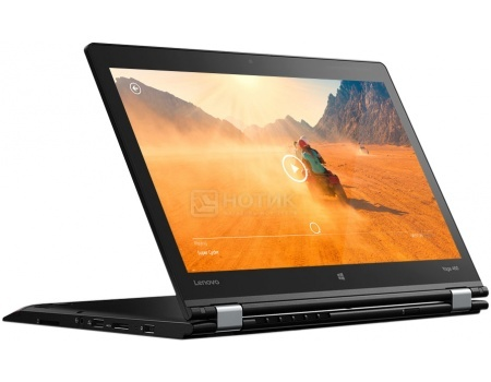 Ультрабук Lenovo ThinkPad Yoga 460 (14.0 IPS (LED)/ Core i7 6500U 2500MHz/ 8192Mb/ SSD 256Gb/ Intel HD Graphics 520 64Mb) MS Windows 10 Professional (64-bit) [20EL0017RT]