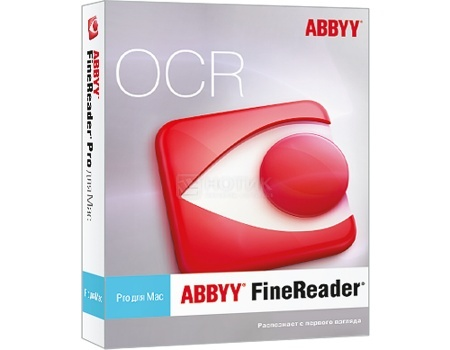 Электронная лицензия ABBYY FineReader Pro для Mac, AFPM-1S1W01-102