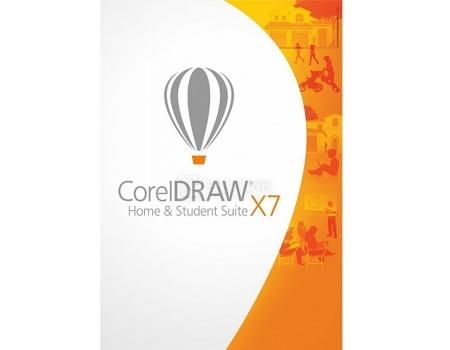 Электронная лицензия CorelDRAW Home & Student Suite X7 ESD RU, ESDCDHSX7RUEU (RU/EN) от Нотик