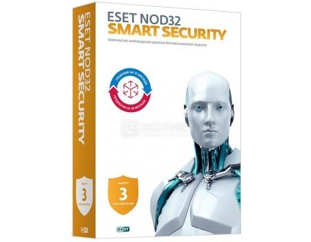 Электронная лицензия ESET NOD32 Smart Security Family – универсальная лицензия на 1 год на 5 устройств