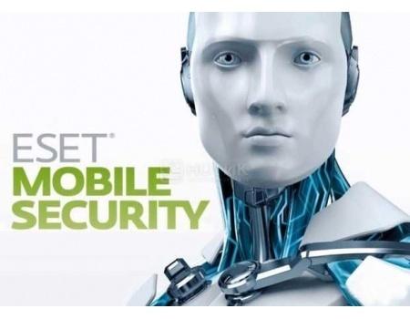 Электронная лицензия ESET NOD32 Mobile Security - лицензия на 1 год на 3 устройства