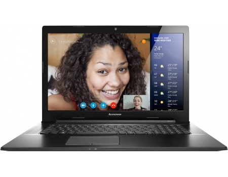 Ноутбук Lenovo IdeaPad G7080 (17.3 LED/ Pentium Dual Core 3805U 1900MHz/ 4096Mb/ HDD 500Gb/ NVIDIA GeForce 920M 2048Mb) MS Windows 8.1 (64-bit) [80FF004RRK]