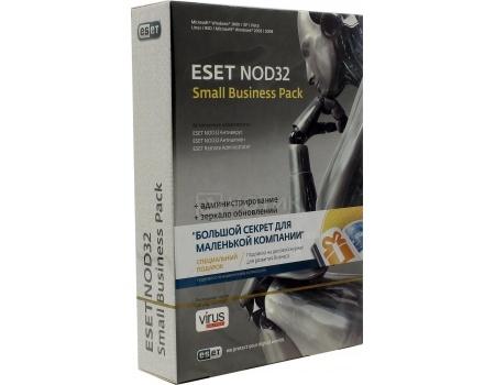 Фотография товара электронная лицензия ESET NOD32 Small Business Pack лицензия на 15 ПК. (44695)