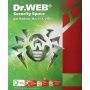 Электронная лицензия Dr.Web Security Space, 12 мес. на 2 ПК