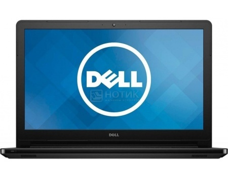 Ноутбук Dell Inspiron 5555 (15.6 LED/ A6-Series A6-7310 2000MHz/ 4096Mb/ HDD 500Gb/ AMD Radeon R5 M335 2048Mb) Linux OS [5555-9174]Dell<br>15.6 AMD A6-Series A6-7310 2000 МГц 4096 Мб DDR3-1600МГц HDD 500 Гб Linux OS, Черный<br>