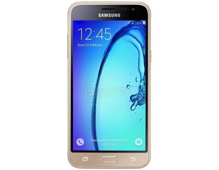 Смартфон Samsung Galaxy J3 2016 SM-J320F Gold (Android 5.1/SC9830 1536MHz/5.0