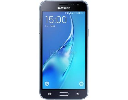 "Смартфон Samsung Galaxy J3 2016 SM-J320F Black (Android 5.1/SC9830 1536MHz/5.0"" 1280x720/1536Mb/8Gb/4G LTE  ) [SM-J320FZKDSER]"