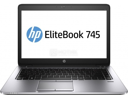 Ультрабук HP EliteBook 725 G3 (12.5 LED/ A10-Series A10 Pro-8700B 1800MHz/ 4096Mb/ HDD 500Gb/ AMD Radeon R6 series 64Mb) MS Windows 7 Professional (64-bit) [P4T48EA]