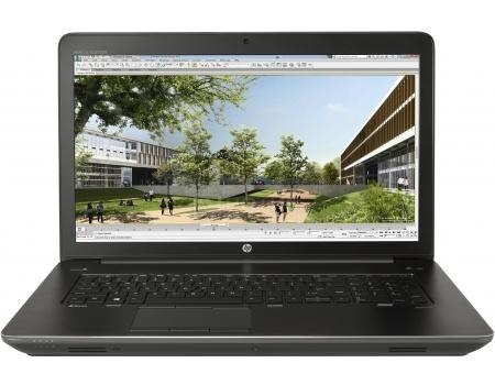 Ноутбук HP ZBook 17 G3 (17.3 IPS (LED)/ Core i7 6700HQ 2500MHz/ 8192Mb/ SSD 256Gb/ NVIDIA Quadro 2000M 4096Mb) MS Windows 7 Professional (64-bit) [T7V62EA]HP<br>17.3 Intel Core i7 6700HQ 2500 МГц 8192 Мб DDR4-2133МГц SSD 256 Гб MS Windows 7 Professional (64-bit), Черный<br>