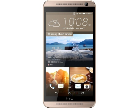 Смартфон HTC One E9+ DS Delicate Rose  (Android 5.0/MT6795M 2000MHz/5.5