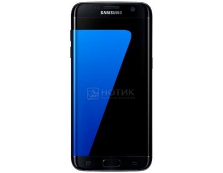 Смартфон Samsung Galaxy S7 Edge 32Gb SM-G935FD Black Onyx (Android 6.0 (Marshmallow)/Exynos 8890 2300MHz/5.5 2560х1440/4096Mb/32Gb/4G LTE ) [SM-G935FZKUSER] сотовый телефон samsung sm g930fd galaxy s7 32gb black onyx