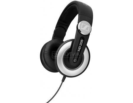 Наушники Sennheiser HD 205-II, 32 Ом, 112 dB, Черные