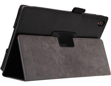 Фотография товара чехол-подставка IT Baggage для планшета Lenovo IdeaTab 2 A8-50/A8-50LC Искусственная кожа, Черный ITLN2A802-1 (44981)