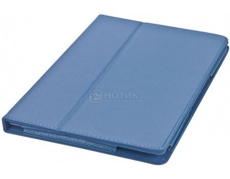 "Чехол-подставка IT Baggage для планшета Lenovo IdeaTab 2 A10-30 10"" искус кожа синий ITLN2A103-4"