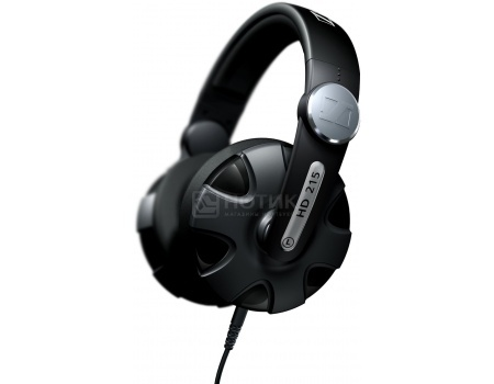 Наушники Sennheiser HD 215 II WEST, Черный