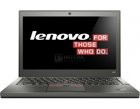 Ноутбук Lenovo ThinkPad X250 (12.5 IPS (LED)/ Core i7 5600U 2600MHz/ 8192Mb/ HDD+SSD 1000Gb/ Intel HD Graphics 5500 64Mb) MS Windows 7 Professional (64-bit) [20CM003GRT]