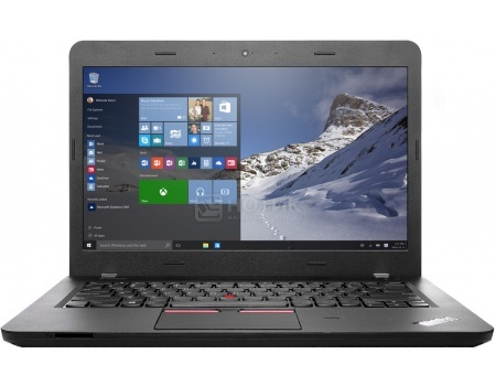 Ноутбук Lenovo ThinkPad Edge E460 (14.0 LED/ Core i5 6200U 2300MHz/ 4096Mb/ SSD 192Gb/ Intel HD Graphics 520 64Mb) MS Windows 7 Professional (64-bit) [20ETS00300]